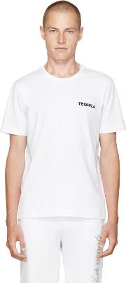 Tim Coppens , White Tequila T Shirt