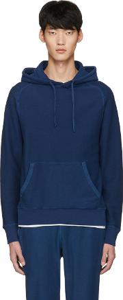 Saturdays Nyc , Indigo Ditch Hoodie