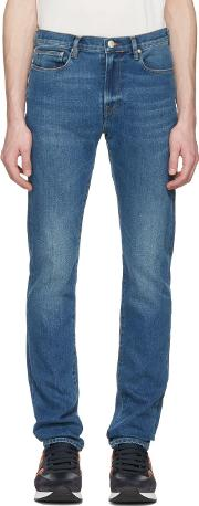 Ps By Paul Smith , Blue Slim Jeans