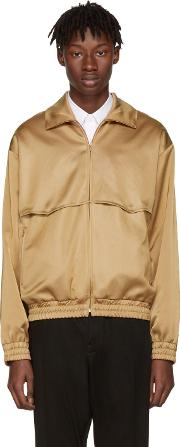 Cmmn Swdn , Camel Rodeo Track Jacket