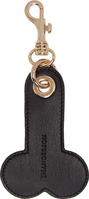 Jw Anderson , J.w. Anderson Ssense Exclusive Black And White Penis Keychain