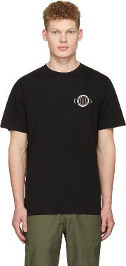 Saturdays Nyc , Black Rhythm T Shirt