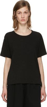 Simon Miller , Black Hardin T Shirt