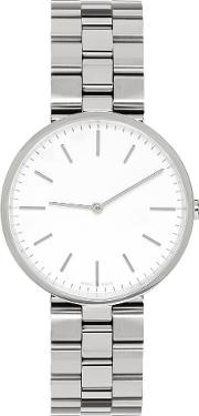 Uniform Wares , Silver Linked M37 Watch