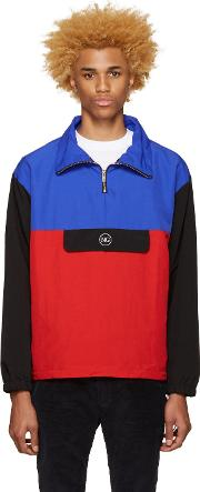 Noon Goons , Tricolor Beach Breaker Jacket