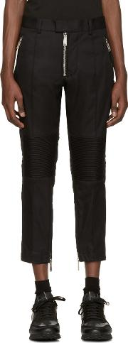 Dsquared2 , Black Military Trousers