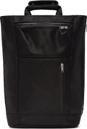 Masterpiece Co , Master Piece Co Black Tote Backpack