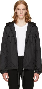 Acne Studios , Black Mayland Face Jacket