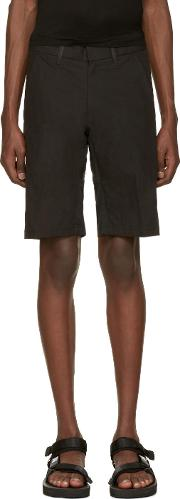 Arcteryx Veilance , Black Apparat Shorts
