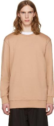 Cmmn Swdn , Pink Oversized Artur Pullover