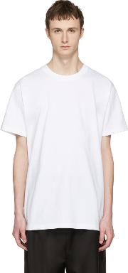 D By D , White New Wave T Shirt