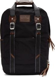 Masterpiece Co , Master Piece Co Black Milly Backpack