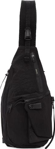 Masterpiece Co , Master Piece Co Black Single Strap Backpack