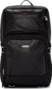 Masterpiece Co , Master Piece Co Black Spec Backpack