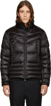 Moncler Grenoble , Black Down Canmore Jacket