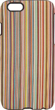 Paul Smith , Multicolor Classic Stripes Iphone 6 Case