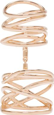 Repossi , Rose Gold Twin Ring