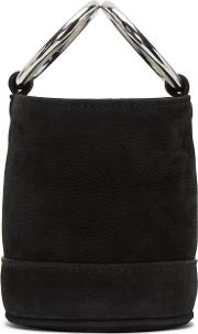 Simon Miller , Black Bonsai Bucket Bag
