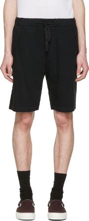 Simon Miller , Black Rankin Shorts