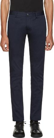 Tiger Of Sweden , Navy Transit Chino Trousers