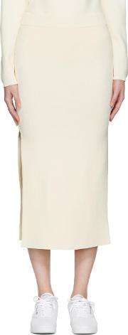 Won Hundred , Ivory Gia Skirt