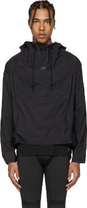 Y3 Sport , Y 3 Sport Black 3l Waterproof Jacket