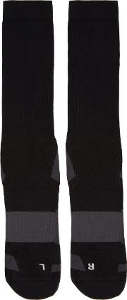 Y3 Sport , Y 3 Sport Black Tech Socks