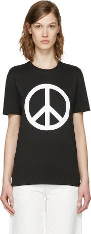 6397 , Ssense Exclusive Black Peace Ny T Shirt