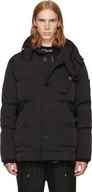 Givenchy , Black Down Puffer Jacket