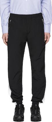 Tim Coppens , Black Lux Jogger Lounge Pants