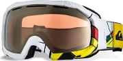 Quiksilver Goggles , Facet Orbicular Sunglasses White Eeqytg00019 Large