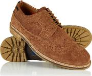 Superdry , Brad Brogue Shoes