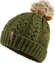 Superdry , North Cable Bobble Hat