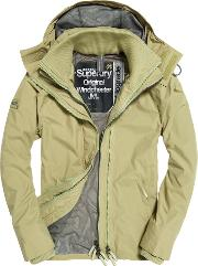 Superdry , Pop Zip Hooded Technical Windcheater