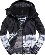 Superdry , Black Edition Windcheater Jacket