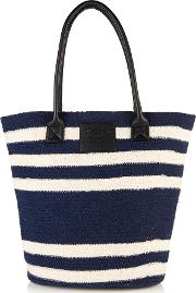 Superdry , Striped Beach Tote Bag
