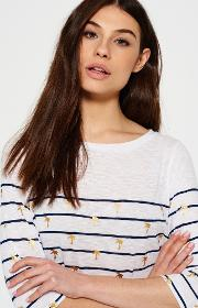 Superdry , Conversational Breton Top