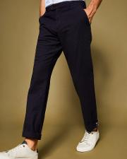 Ted Baker , Brushed Cotton Chinos Navy