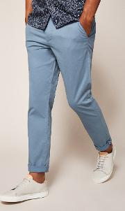 Ted Baker , Classic Fit Chinos Light Blue