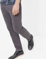 Ted Baker , Slim Fit Chinos Grey