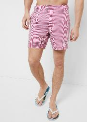 Ted Baker , Striped Swim Shorts
