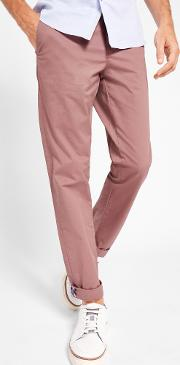 Ted Baker , Ted Baker Classic Fit Chinos Pink