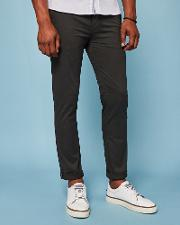 Ted Baker , Ted Baker Tapered Fit Cotton Chinos Dark Green