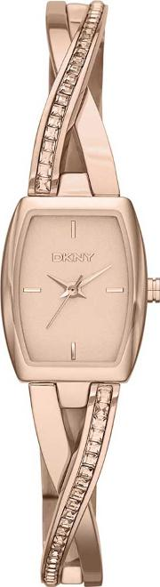 Dkny , Ladies Crosswalk Watch Ny2238