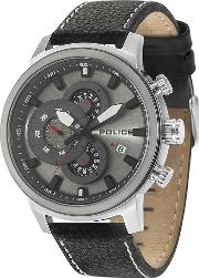Police , Mens Explorer Strap Watch 15037jstu04