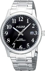 Pulsar , Mens Bracelet Watch Ps9017x1