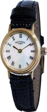 Rotary , Ladies Strap Watch Lsi00471-07