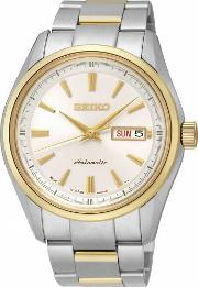 Seiko , Mens Presage Automatic Watch Srp532j1