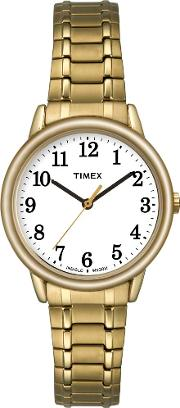Timex , Ladies Easy Reader Bracelet Watch Tw2p78600