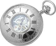Woodford Pocket Watches , Woodford Mechanical Pocket Watch 1020